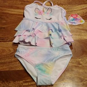 NWT Bmagical by Btween 2 piece Swimsuit